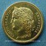 Coins Suisse. Confédération. 20 francs Helvetia 1883B. (PTL 900‰. 6,45 g)