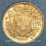 Coins Suisse. Confédération. 20 francs Vreneli 1926B. (PTL 900‰. 6,45 g).  50.000 ex !