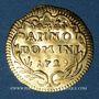 Coins Suisse. Zurich. 1/4 ducat 1729. (PTL 986‰. 0,875 g)