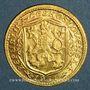 Coins Tchécoslovaquie. République. Ducat 1931 (PTL 986‰. 3,49 g)