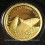 Coins Tokelau. Elisabeth II (1952 -/). 5 dollars 2012 (PTL 999‰. 0,5 g)