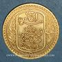 Coins Tunisie. Ahmed III, bey (1348-1361H = 1929-1942). 100 francs 1354H /1935 (PTL 900‰. 6,55 g)