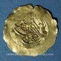 Coins Turquie. Mahmoud II (1223-1255H = 1808-1839). 1/4 zeri mahbub 1223H/(?). Constantinople