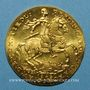 Coins Autriche. 2 ducats 1642-1963A. Refrappe officielle. 986/1000. 6,987 g.