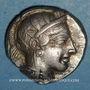 Coins Attique. Athènes. Tétradrachme, vers 454-404 av. J-C