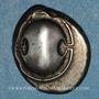 Coins Béotie. Thèbes. Monnayage fédéral. Astias, magistrat, vers 379-338 av. J-C. Statère