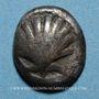 Coins Calabre. Tarente. Litra, vers 470-450 av. J-C