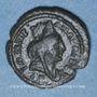 Coins Cilicie. Anazarbe, sous domination romaine. Petit bronze frappé sous Marc-Aurèle an 180 (= 161-162)