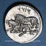 Coins Cilicie. Tarse. Mazaïos, satrape (361-334 av. J-C). Statère de poids persique