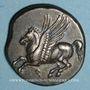 Coins Corinthe (345-307 av. J-C). Statère