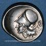 Coins Corinthe (386-307 av. J-C). Statère