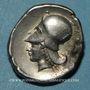 Coins Corinthe . Statère, 400-338 av. J-C