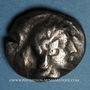 Coins Dynastes de Lycie. Erbbina (vers 400-385 av. J-C). Triobole. Telmessus(?). Inédit !