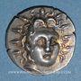 Coins Iles de Carie. Rhodes (vers 88-44 av. J-C). Phainilas, magistrat. Trihémidrachme