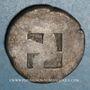 Coins Iles de Thrace. Thasos. Statère, 550-460 av. J-C