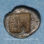 Coins Ionie. Colophon (6e s av. J-C). Hémiobole ou 1/24 statère