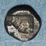 Coins Ionie. Colophon (vers 530-500 av. J-C). Tétartémorion