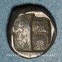 Coins Ionie. Phocée. Diobole, vers 525 av. J-C