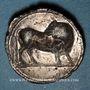 Coins Italie. Lucanie. Sybaris. Statère, 560 - 510 av J-C