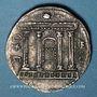 Coins Judée. 2e révolte juive - Révolte de Bar Kockba (132-135). Tétradrachme an 3
