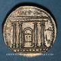 Coins Judée. 2e révolte juive - Révolte de Bar Kokhba (132-135). Tétradrachme an 2
