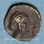 Coins Judée. Royaume de Juda, sous Ptolémée II. 1/4 obole vers 283/2- après 270 av J-C