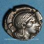 Coins Lucanie. Thurium. Statère, vers 443-400 av. J-C