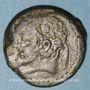 Coins Numidie. Capussa (206-203 av. J-C). Bronze. Cirta