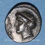 Coins Paphlagonie. Sinope. Monnayage satrapique (vers 350-330 av. J-C). Drachme