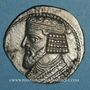 Coins Parthie. Gotarzes II (40-51). Tétradrachme. Séleucie