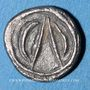 Coins Perside, dynaste incertain, prince Z (1er siècle), hémidrachme. R/: double diadème stylisé