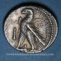 Coins Phénicie. Tyr. Demi-shekel an 1 (= 126-125 av. J-C)