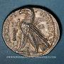 Coins Phénicie. Tyr. Tétradrachme an 12 (= 115-114 av. J-C)