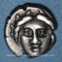 Coins Région de la Mer Noire. Apollonia Pontica (vers 400-350 av. J-C). Diobole