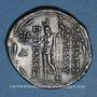 Coins Roy. de Syrie. Antiochus VIII Grypus (121-96 av. J-C) Tétradrachme. Acé-Ptolemaïs vers 115-113 av JC