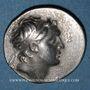 Coins Royaume de Cappadoce. Ariarathes IV Eusèbe (220-163 av. J-C). Drachme, an 30