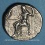 Coins Royaume de Macédoine. Philippe III l'Aridée (323-317 av. J-C). Tétradrachme. Babylone, 323-317