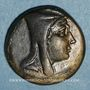 Coins Royaume de Pont. Amisos. Epoque de Mithridate VI Eupator (vers 120-63 av. J-C). Bronze