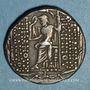 Coins Royaume de Syrie. Philippe Philadelphe (95-75 av. J-C). Tétradrachme. Antioche sur l'Oronte