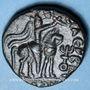 Coins Royaume des Kouchans, Vima Taktu le Grand Sauveur (Soter Megas, vers 55-105), tétradrachme, Taxila