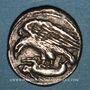 Coins Sicile. Agrigente. Hémidrachme, vers 410 av. J-C