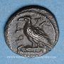 Coins Sicile. Agrigente (vers 450/446-439 av. J-C). Obole