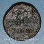 Coins Sicile. Centuripe. Dékonkion, vers 344-336 av. J-C
