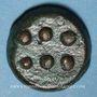 Coins Sicile. Himère. Hémilitron (après 430 av. J-C)
