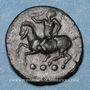 Coins Sicile. Himère. Tétras (vers 420-415 av. J-C)