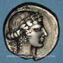 Coins Sicile. Léontini (455-430 av. J-C). Tétradrachme