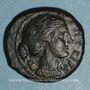 Coins Sicile. Syracuse. Agathocles (317-289 av. J-C). Bronze