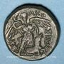 Coins Sicile. Syracuse. Domination romaine. Bronze, fin 2e - début 1er siècle av. J-C