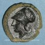 Coins Sicile. Syracuse. Litra, 409-395 av. J-C
