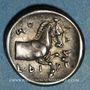Coins Thessalie. Tricca. Hémidrachme, 480-400 av. J-C
